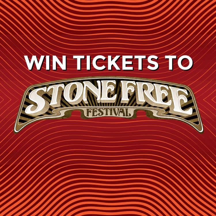 Win Tickets to Stonefree Festival